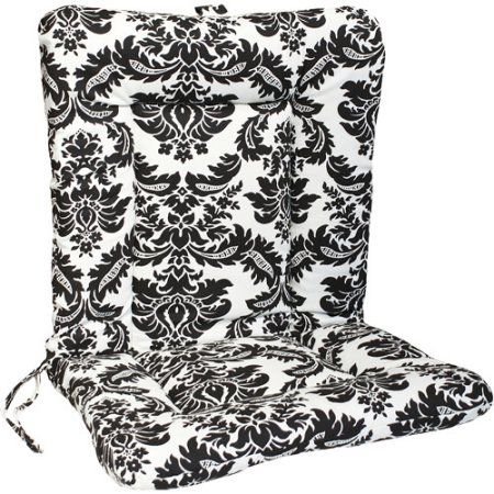 jordan manufacturing outdoor patio wrought iron chair cushion wisconsin company dina lounger black and white cushions