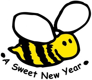 rosh hashanah gif rosh hashanah bee 8 rosh hashanah new year celebration bee