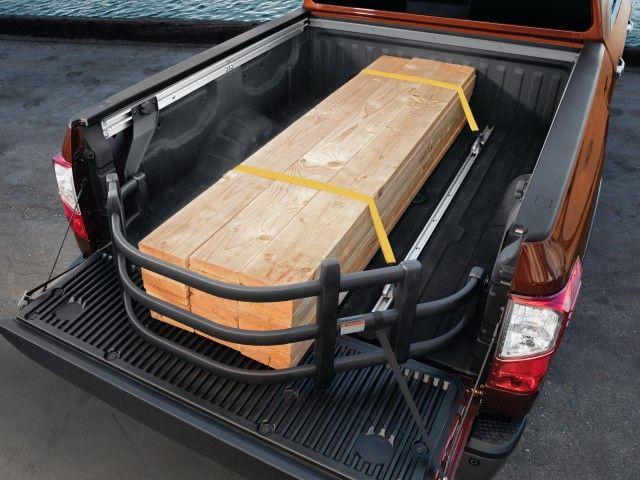 2017 Nissan Titan Crew Cab Accessory Parts Nissan USA
