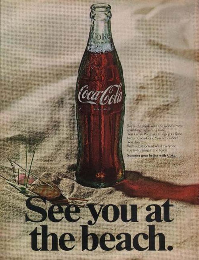 Vintage Coke Coca Cola Advertisements Of The Page