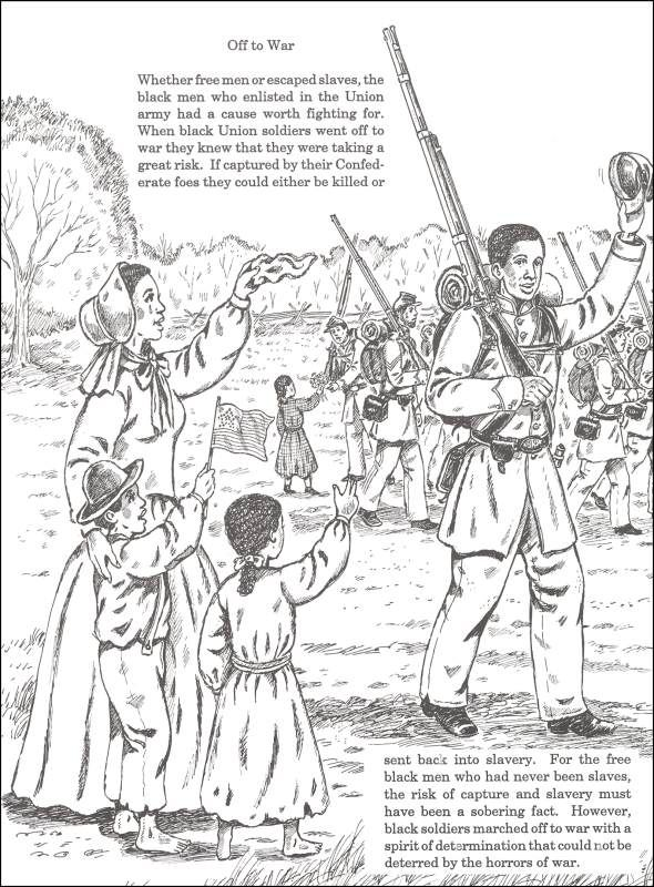 Stunning Civil War Coloring Book Photos - New Coloring Pages ...