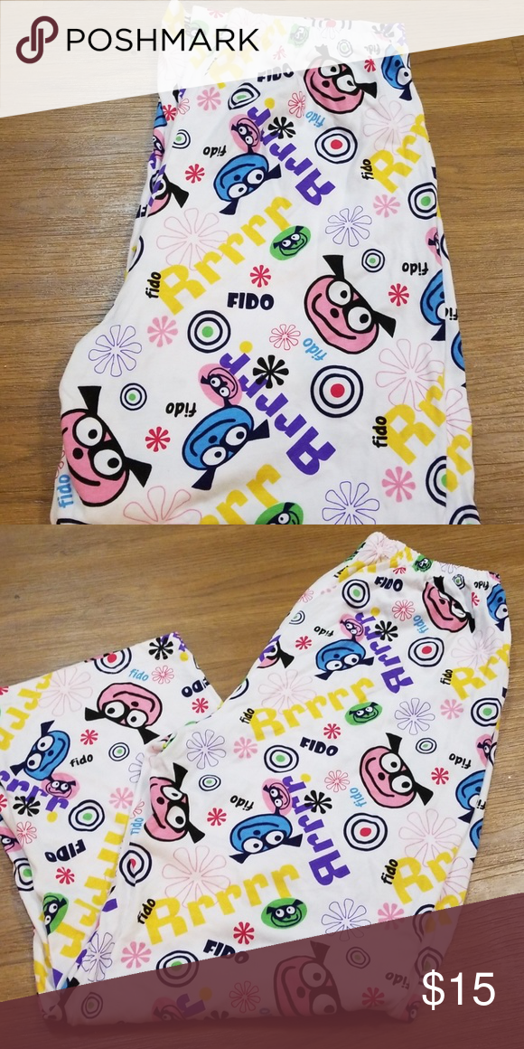 1b886c3796681 New without tags size x large pajama bottoms Size x large 60 % cotton 40 %