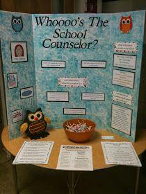 Very good set up for a parent-teacher conference, beginning of school registration, etc.