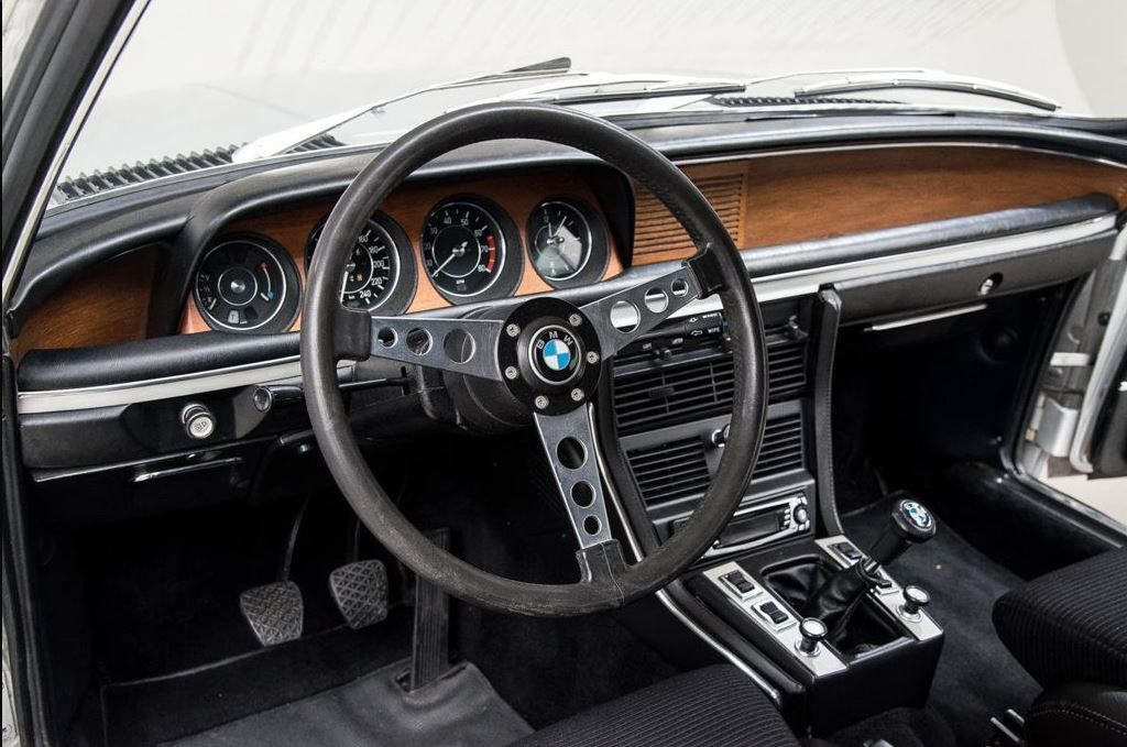 1973 Bmw 3 0 Csl Bmw Coupe Bmw E9 Bmw