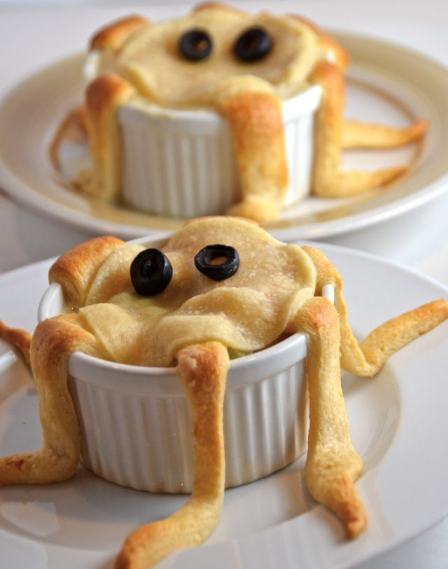 Tentacle Pot Pies. So much fun and very easy to make.