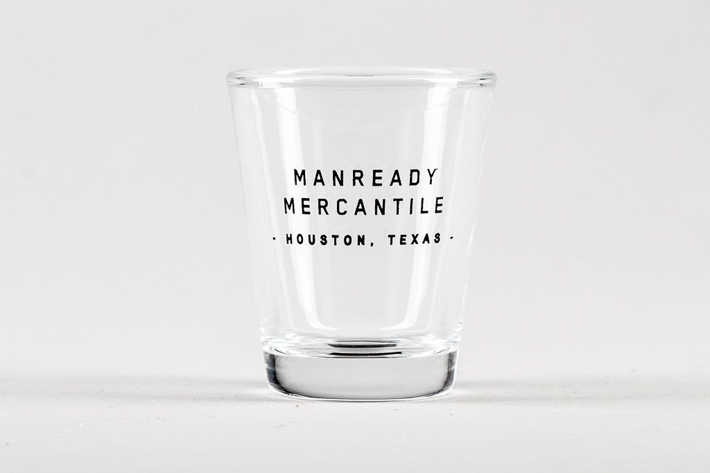 Shot Glass | Manready Mercantile