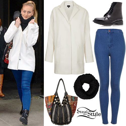 Perrie Edwards out in New York. March 7th 2014 u2013 photo little-mix.us | $teal u2022 Her u2022 $tyle ...