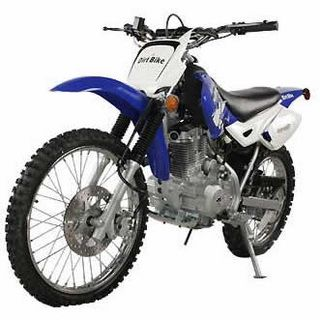 Lancer Mdl Deluxe 200cc Full Size Dirt Bike Free Shipping Free
