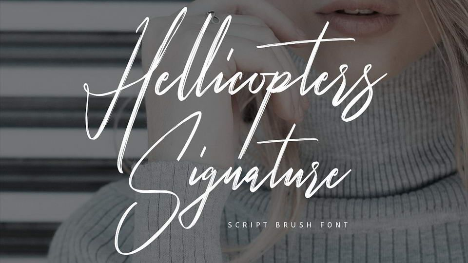 Download 10 New Free Signature Style Fonts for Personal Use ...