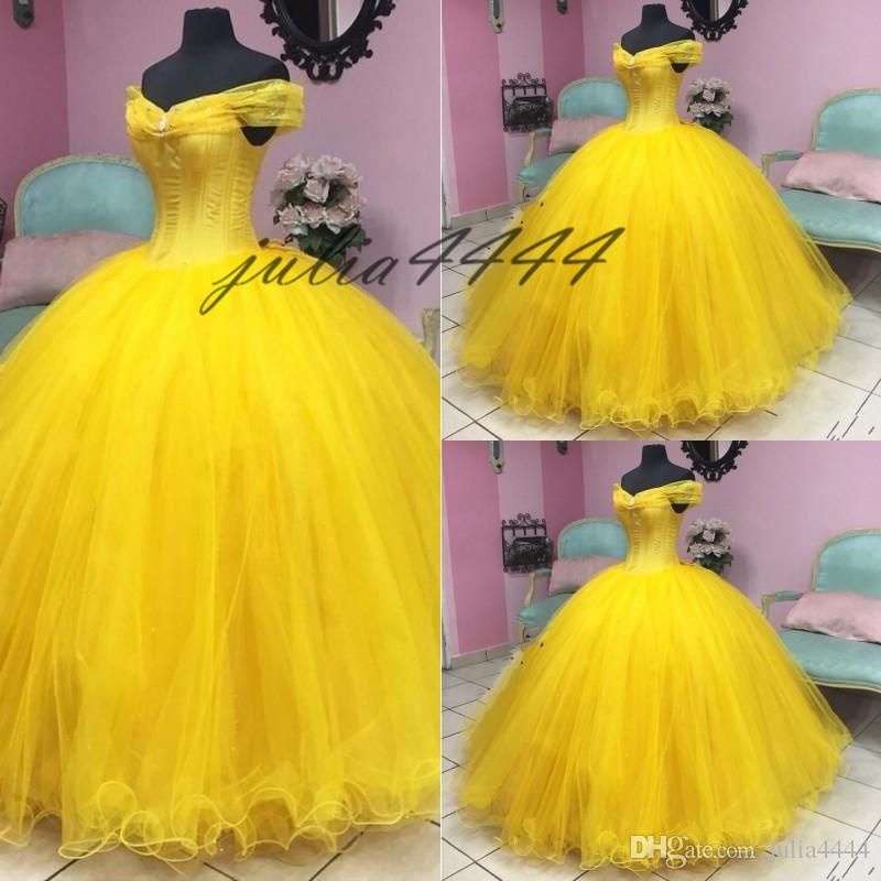 yellow formal dresses plus size