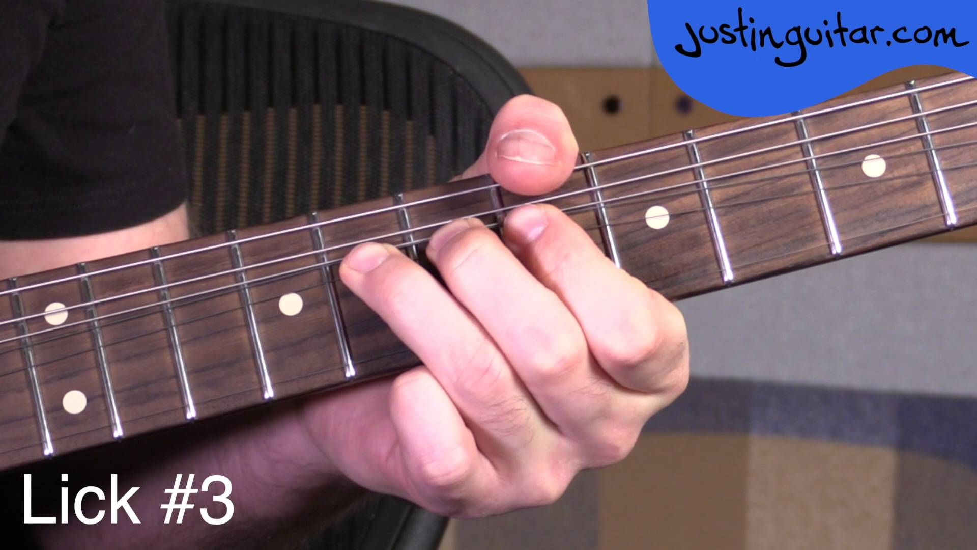5 Essential Blues Licks From Minor Pentatonic Box 1 Lesson 4