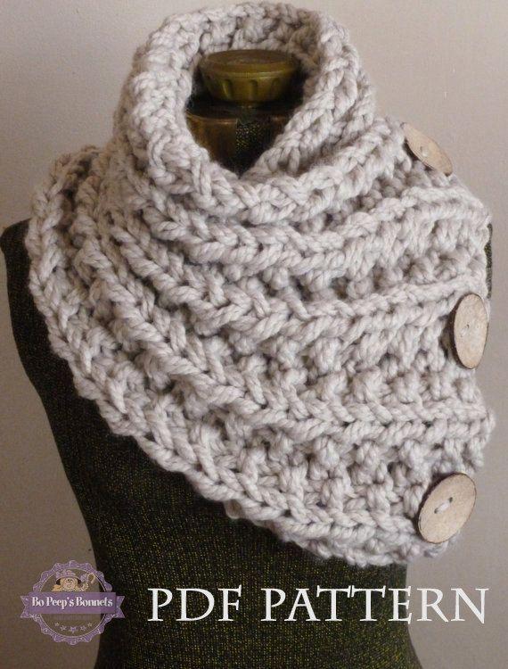 newest-chunky-knitting-patterns-chunky-knit-scarf-pattern-knitting ...