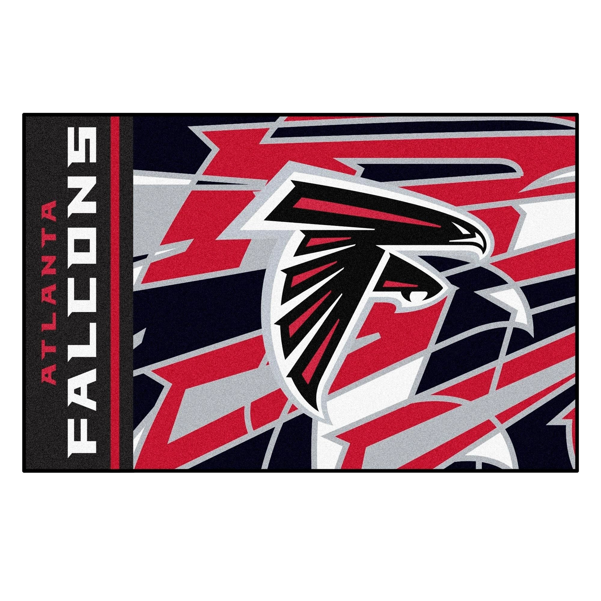 Nfl Atlanta Falcons Starter Rug 19 X30 Fanmats Atlanta Falcons Atlanta Falcons Canvas Atlanta Falcons Gifts