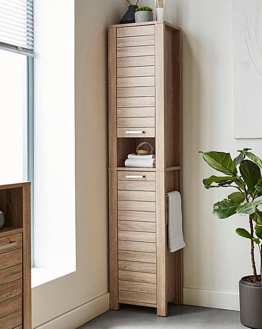 30++ Free standing tallboy bathroom cabinets ideas