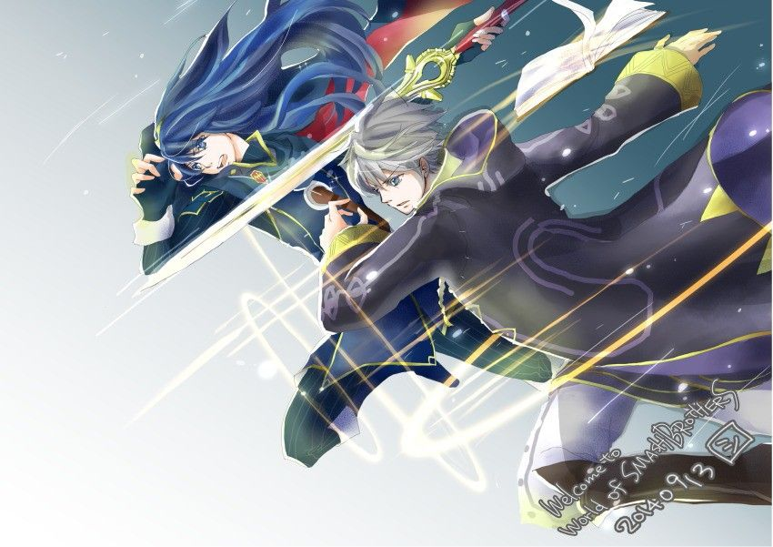 Lucina & Robin (Male)
