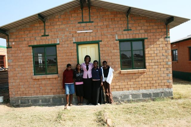 Shelter: youth homes at VOH-Kitwe | vohafrica.com