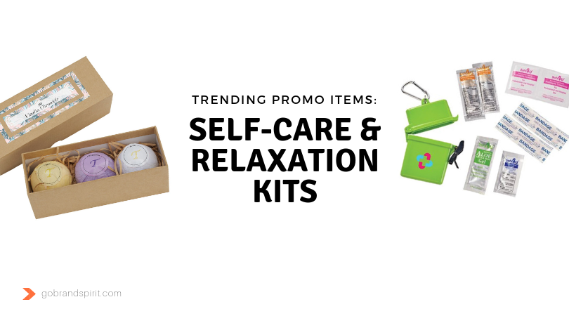 Selfcare and Relaxation Promotional Products 8 custom