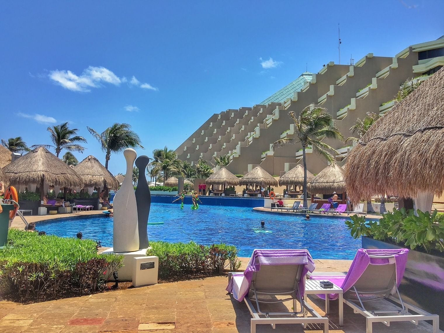 Our First AllInclusive Luxury Resort Experience