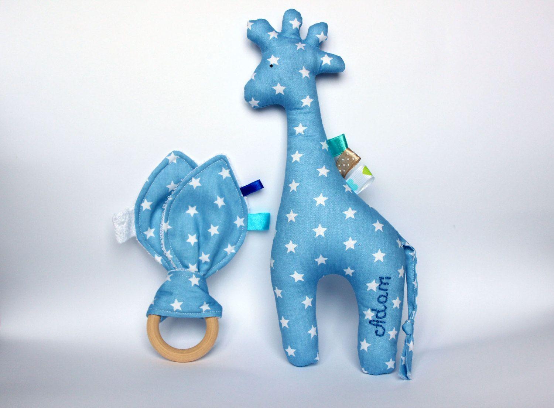 Personalized baby boy gift giraffe baby gift newborn gift plush personalized baby boy gift giraffe baby gift newborn gift plush giraffe toy negle Choice Image