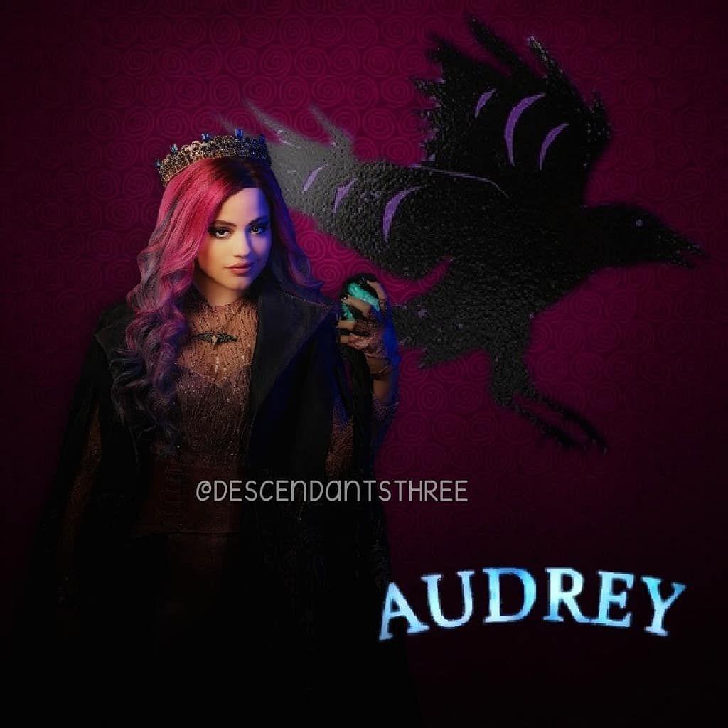 """Disney's Descendants 3 on Instagram: """"💗💗💗 #audrey # ..."""