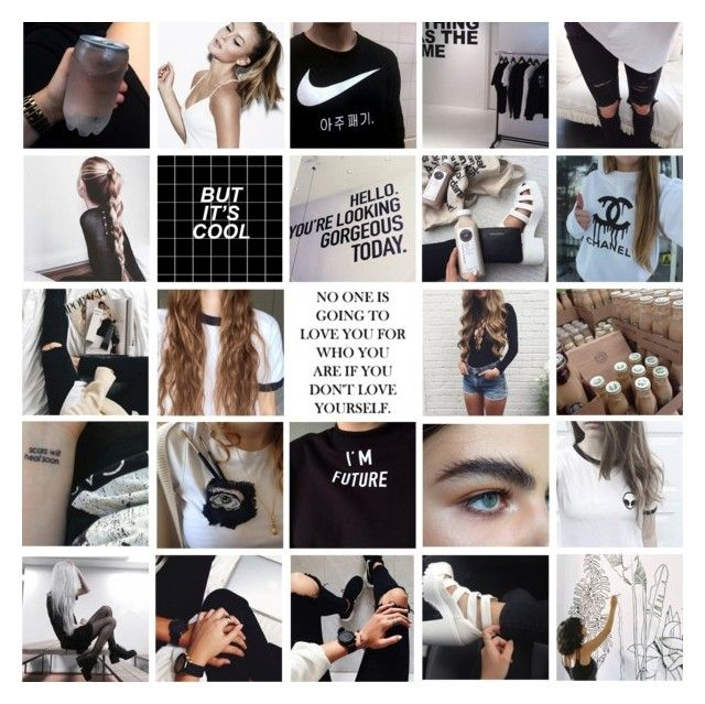"""- ̗̀ put yourself first  ̖́-"" by i-get-a-little-bit-breathless ❤ liked on Polyvore"