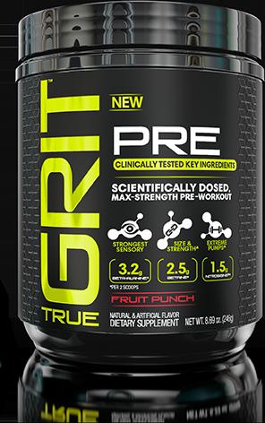 True Grit Pre At Bodybuilding Com Pre Workout Supplement Best Pre Workout Supplement Preworkout