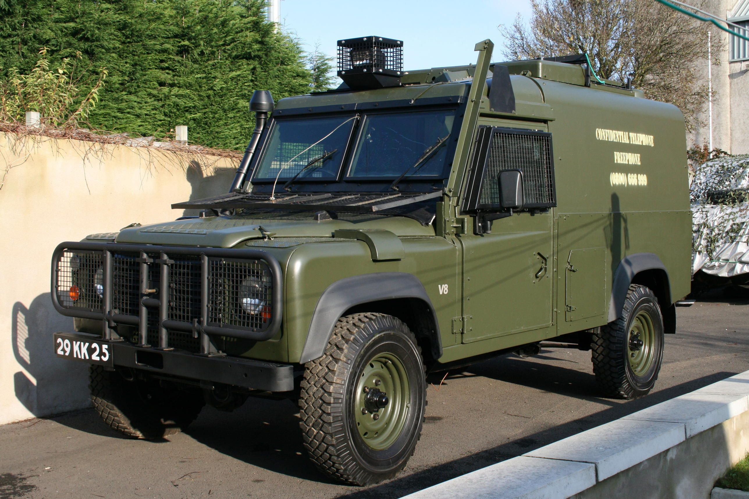 Pin on Land Rover MILITARY