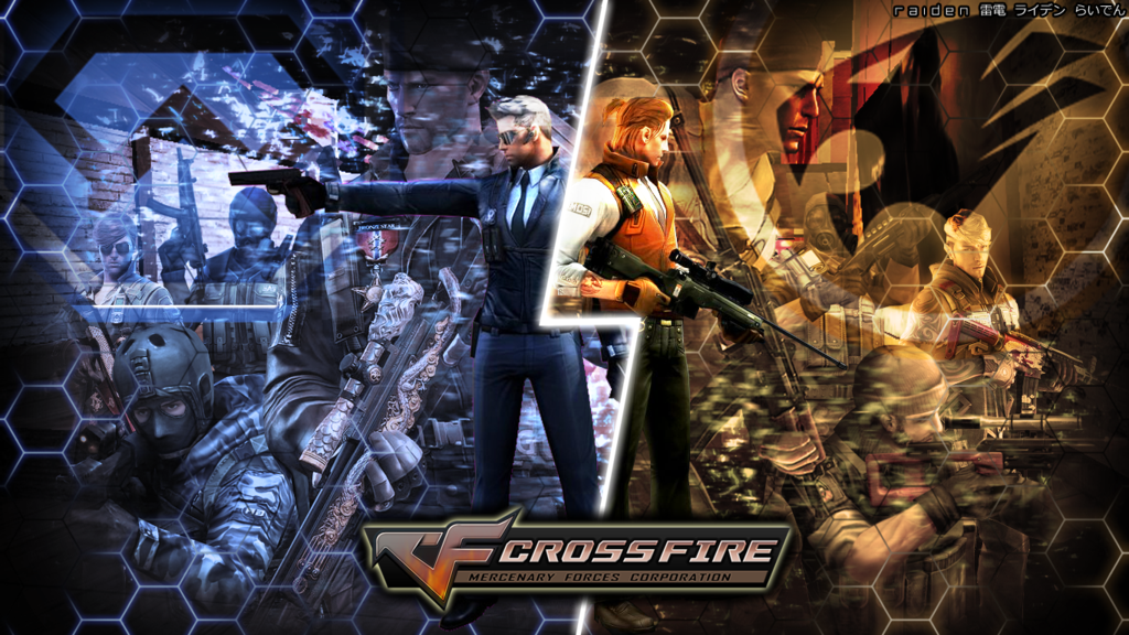 Crossfire wallpaper find best latest crossfire wallpaper - Subject alpha cf ...