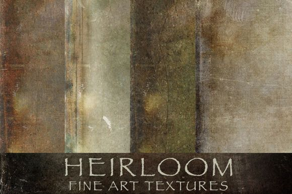 Check out Heirloom Textures by 2 Lil Owls Studio on Creative Market