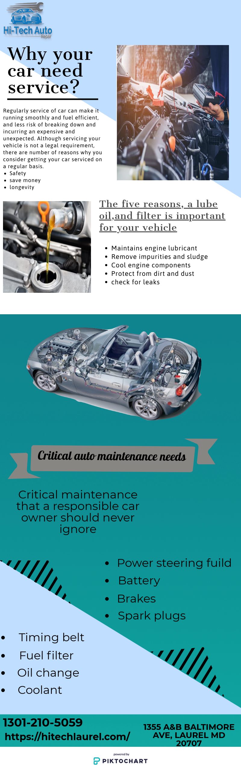 We are providing quality auto repair at best prices near