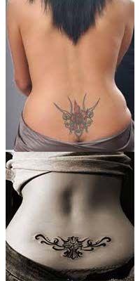 Tatuajes Para Mujeres En La Espalda Baja Img2 Tattos Pinterest
