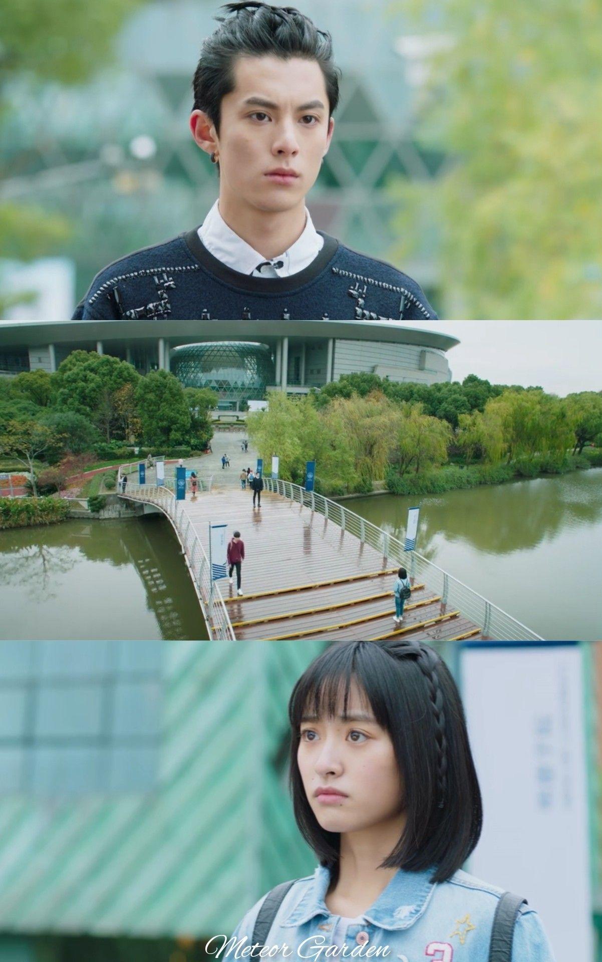 Shancai♡Daoming Si en 2020 Meteor garden, Meteoritos