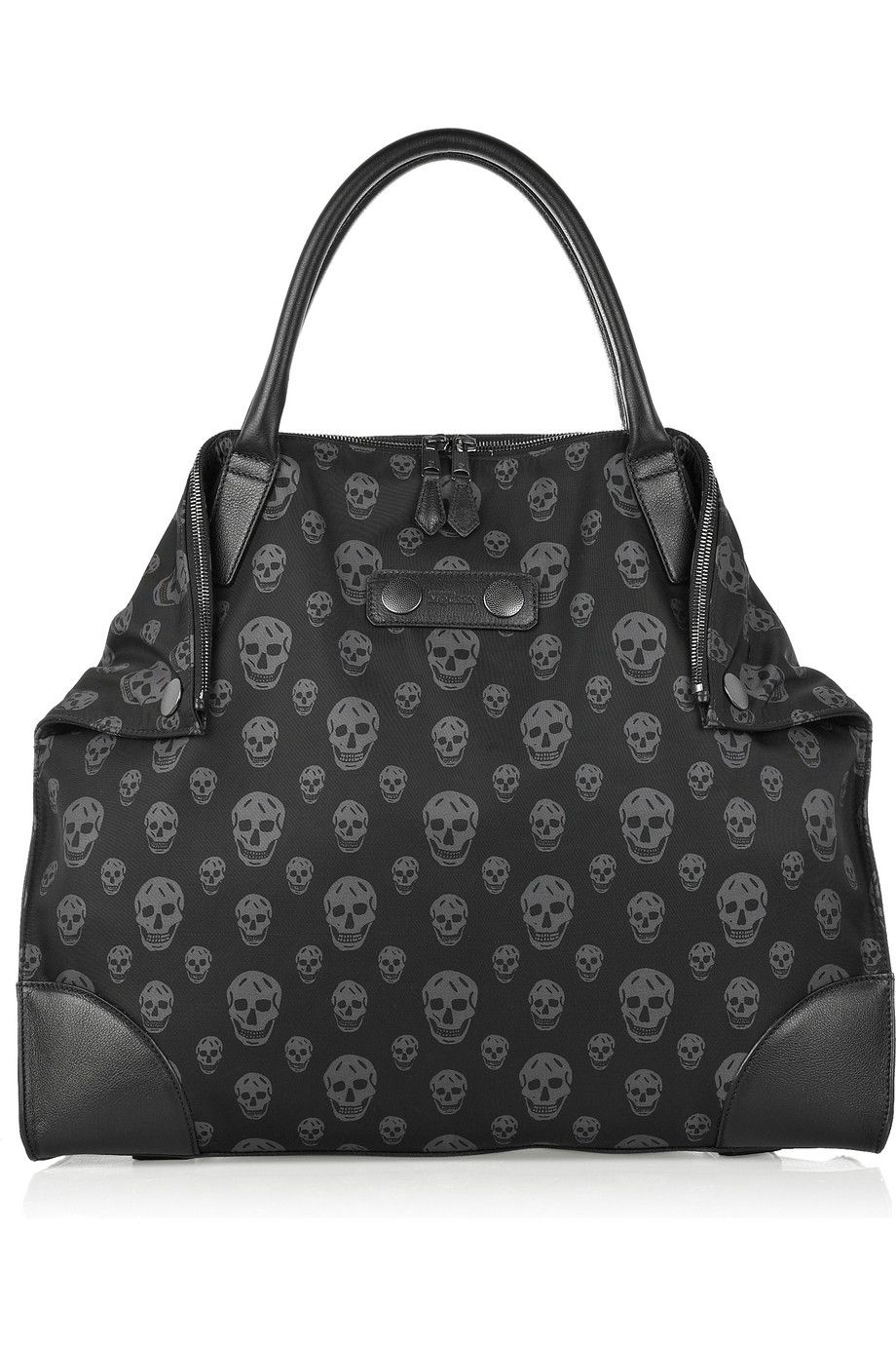 6824e02f504 Alexander McQueen skull tote - *Every Creepy Fashionista needs a ...
