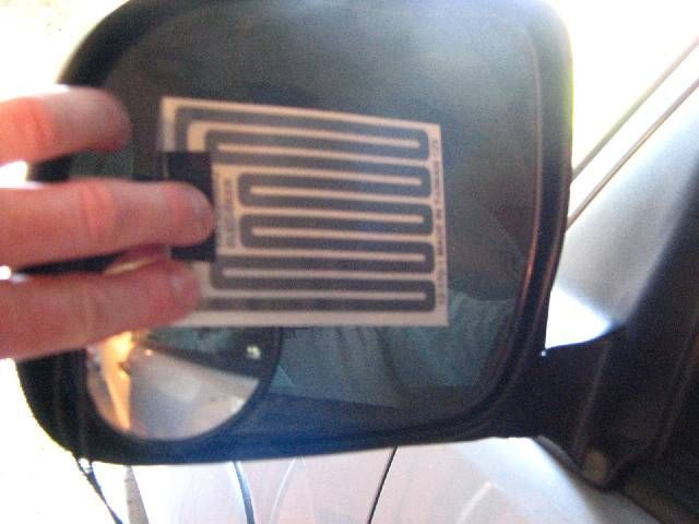 El Cheapo Heated Mirrors Toyota accessories