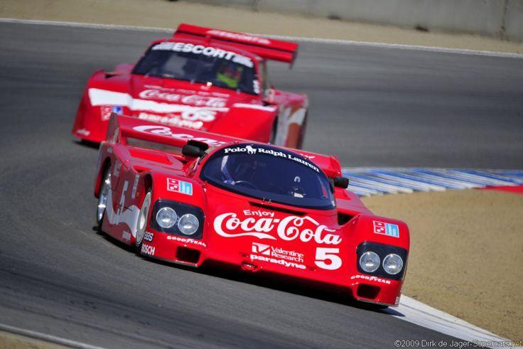 Porsche 962 Classic Car Race Racing Gt Coca Cola Wallpaper
