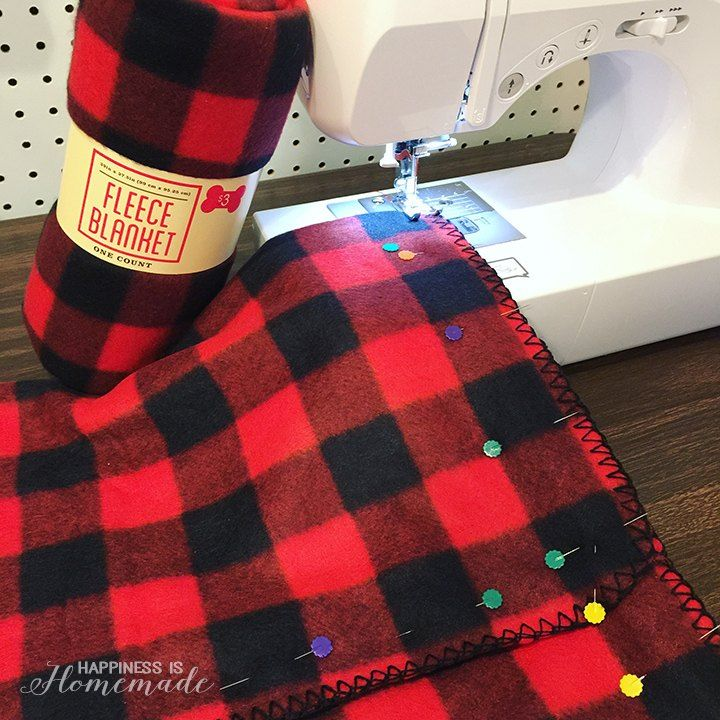 DIY Holiday Pillow Covers From a 3 Target Dollar Spot