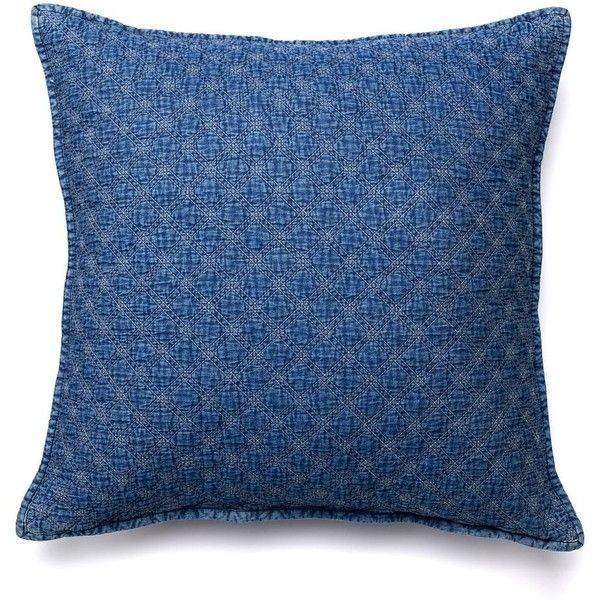 Chaps Home Cape Cod Stonewashed Quilted Throw Pillow 40 Liked Magnificent Chaps Decorative Pillows
