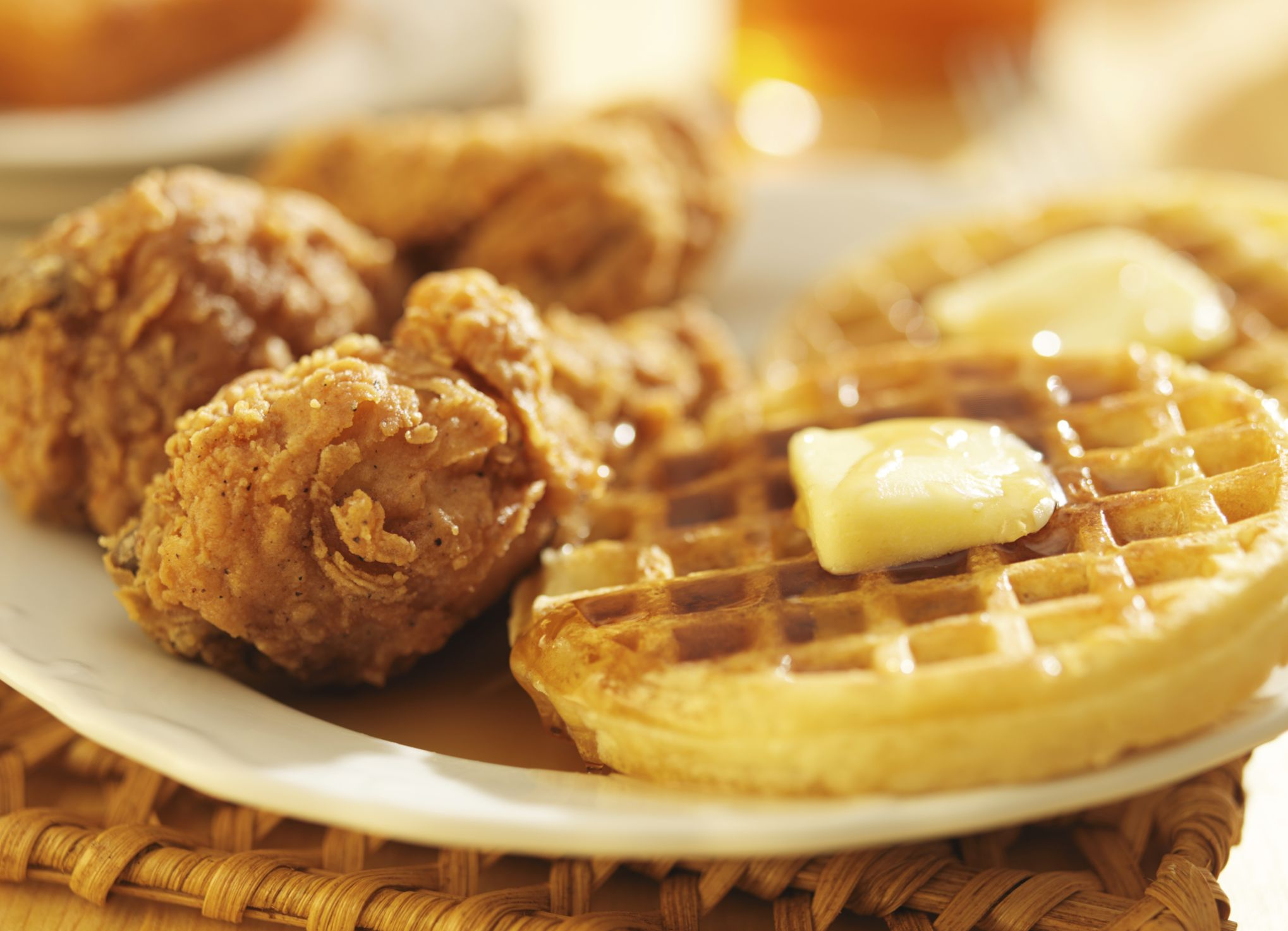 Here Are The Must Try Foods In Every State Fried Chicken And Waffles Chicken And Waffles Chicken And Waffles Restaurant