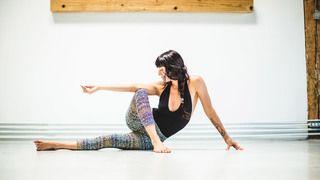 flexibility intelligence  yoga poses advanced advanced