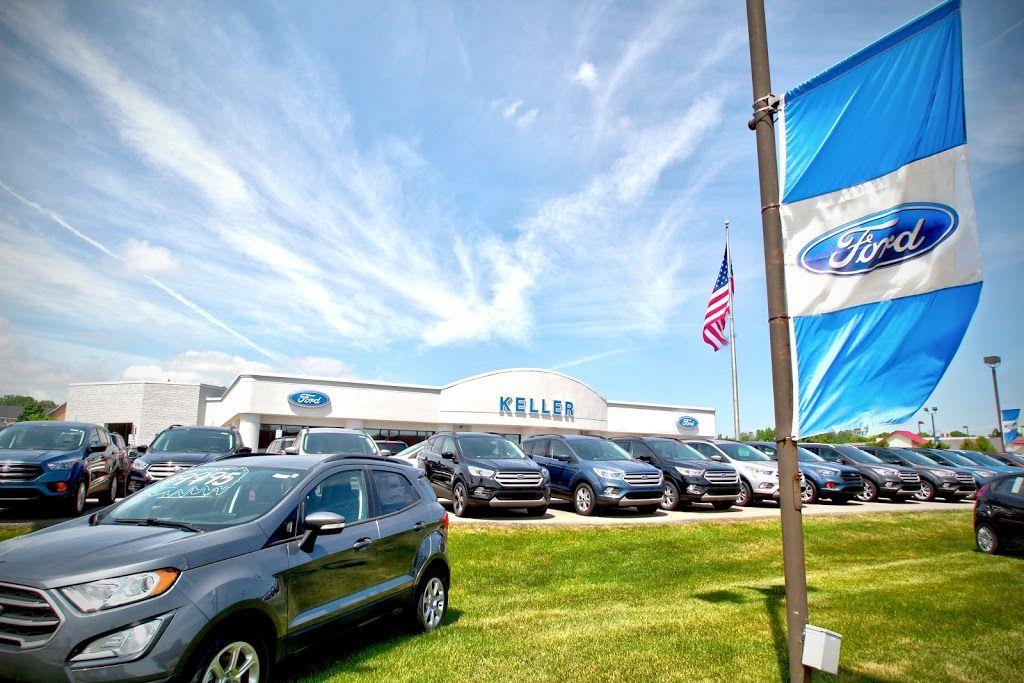 Keller Ford Highest Rated Ford Dealer in Grand Rapids MI