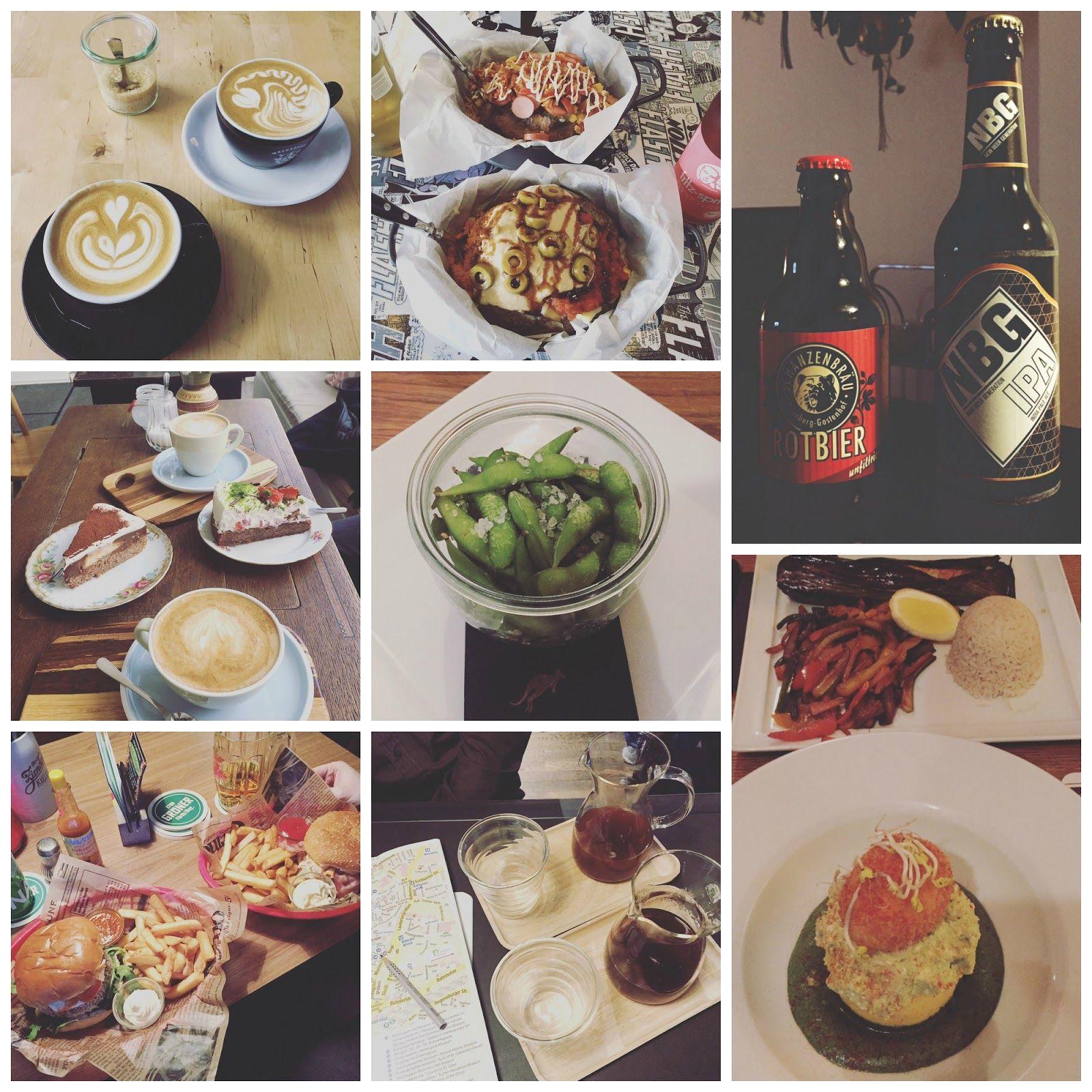 Tipps Fur Nurnberg Essen Trinken Kaffee Kuchen Handmade Nurnberg Nurnberg Restaurant Essen