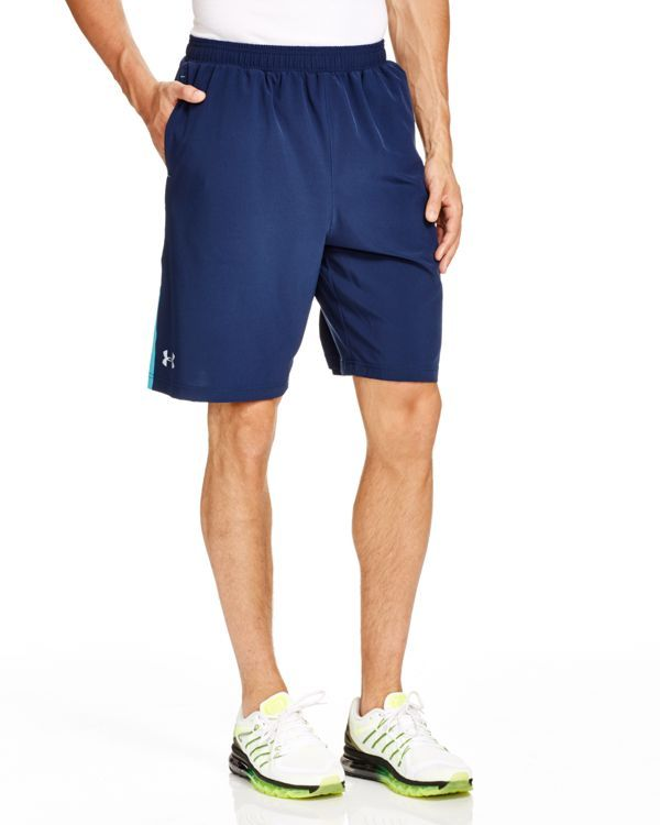 Under Armour Launch Stretch Woven Shorts