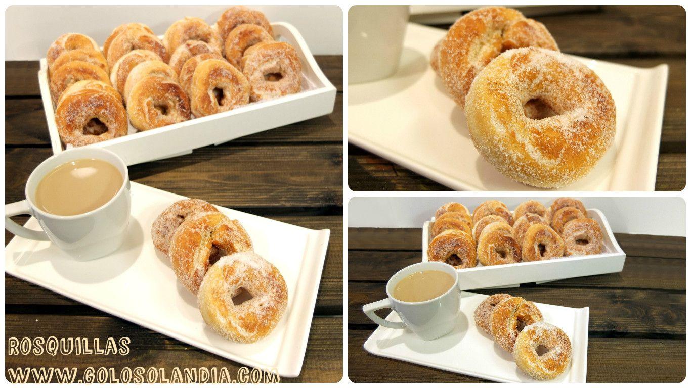 un dulce clsico delicioso y barato rosquillas fcil receta casera paso a paso