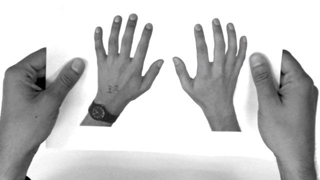 Awesome video: Recursive Hand-Video-Trickery