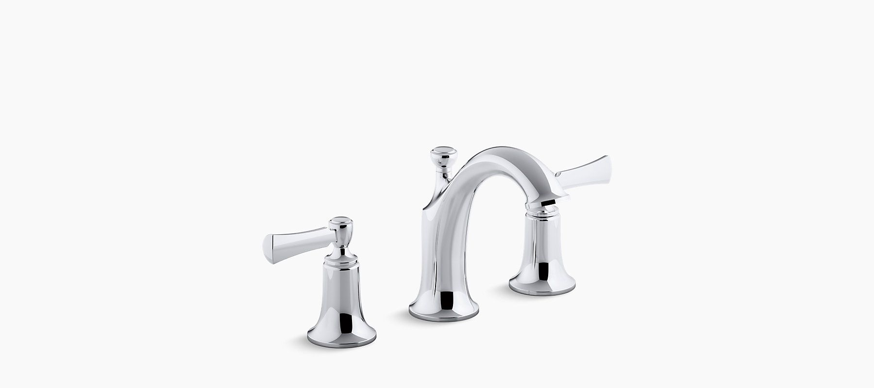 The K R72781 4D Sink Faucet Brings Traditional Artisan Style And Water  Savings To