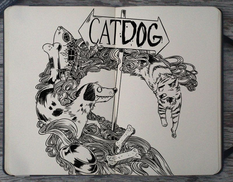 Cat And Dog Head And The Heart Lyric