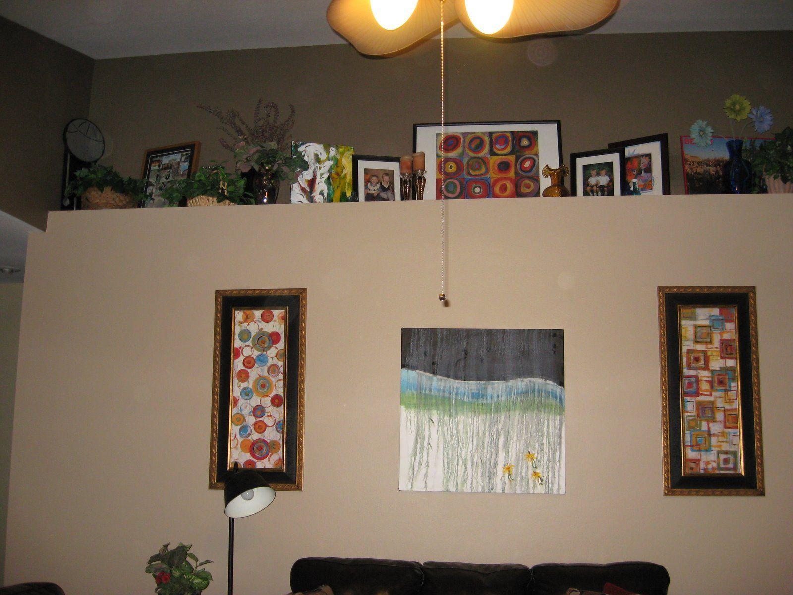 ledge decor No place like home Pinterest