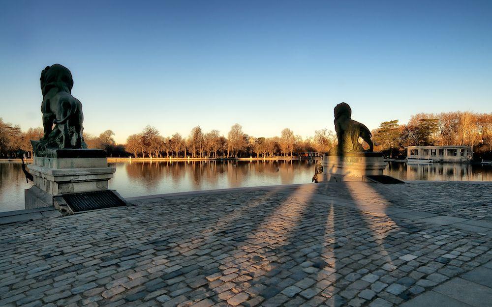 Parque del Retiro Madrid   RetiroExperience   Monumento a Alfonso XII   Parque del Retiro   Madrid   Las mejores fotografías