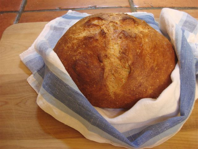 California Sourdough bread ~ No sugar, lot's of iron, low ...