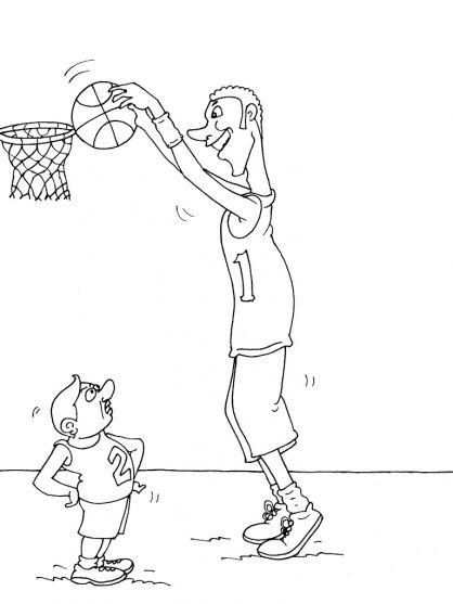 basket 20 coloriage sport et dessin